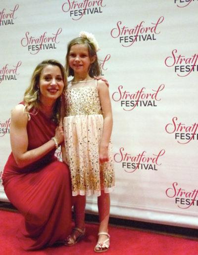 Sophie Neudorf Krystin Pellerin Opening Night Stratford Festival Macbeth 2016