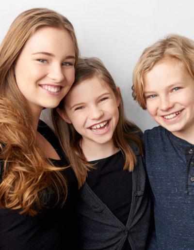 Neudorf Siblings 2018 Louisa, Sophie, Oliver