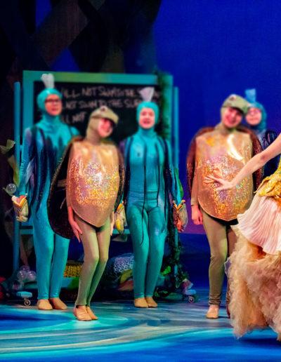 Sophie Neudorf Fish 2018 Drayton Entertainment The Little Mermaid 2